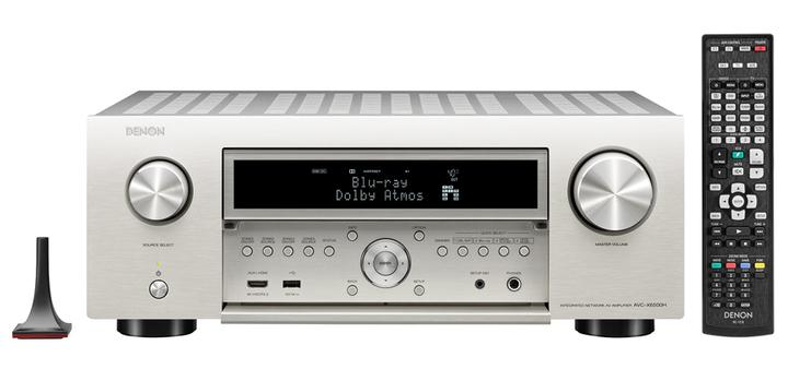 Denon AVC-X6500H oder AVC-X8500H +Heos 1HS2   durch Denon Cashback Aktion bis 500 euro