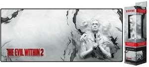 The Evil Within Mouse-Pad (Oversize Mousepad)