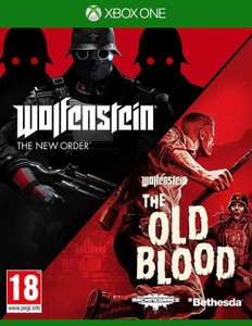 [Xbox One] Wolfenstein Double Pack: The New Order & The Old Blood