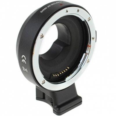 [Foto Koch] Quenox AF-Adapter für Canon EOS Objektiv an MFT Kamera