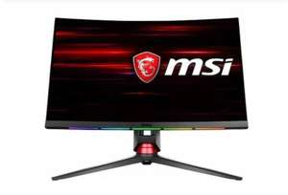 "(Schweiz) MSIOptix MPG27CQ-007 Curved (27"", 2560 x 1440 Pixels) Monitor 2K"