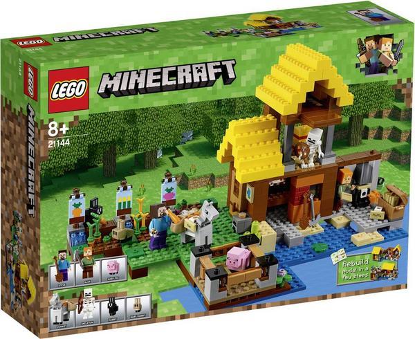 LEGO EOL Minecraft Farm