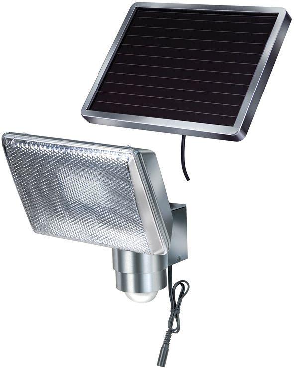 Brennenstuhl Solar LED Strahler SOL 80 IP44 mit Infrarot-Bewegungsmelder*Preisfehler*