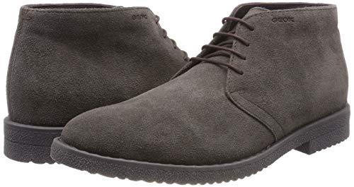 Herren Desert Boots Geox U Brandled B in braun für 48,99€ bei Amazon.de