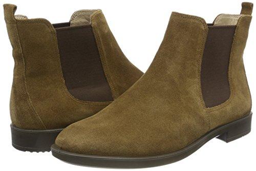 Damen Ecco Shape M 15 Chelsea Boots in braun für 41,99€ bei Amazon.de