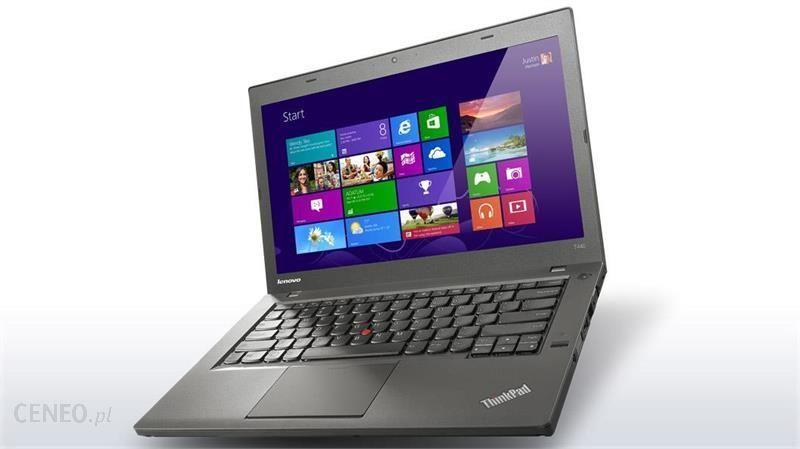 Lenovo T440 Core i5 4Gen. 4200U 14.1 Zoll 1600x900 2.9Ghz 8GB 180GB SSD Intel USB 3.0 Win 10 Gebraucht