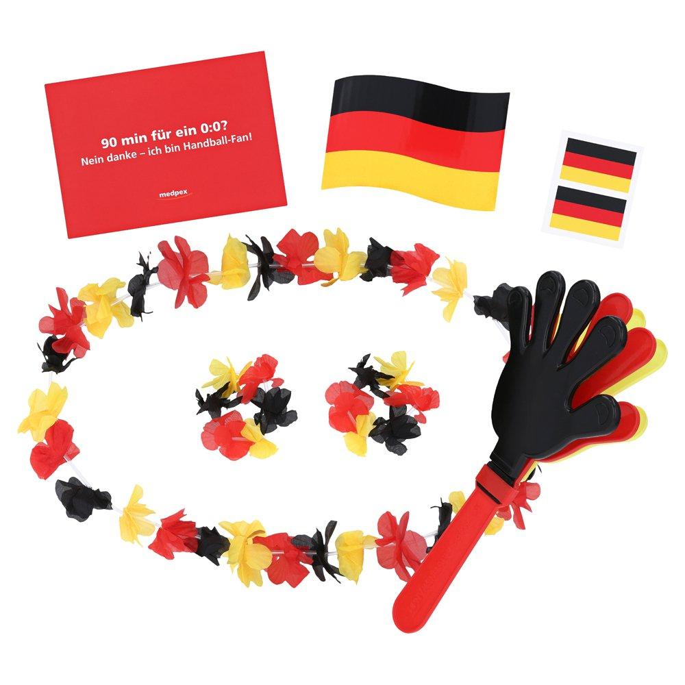 Deutschland Fan Set zur Handball WM - Freebie