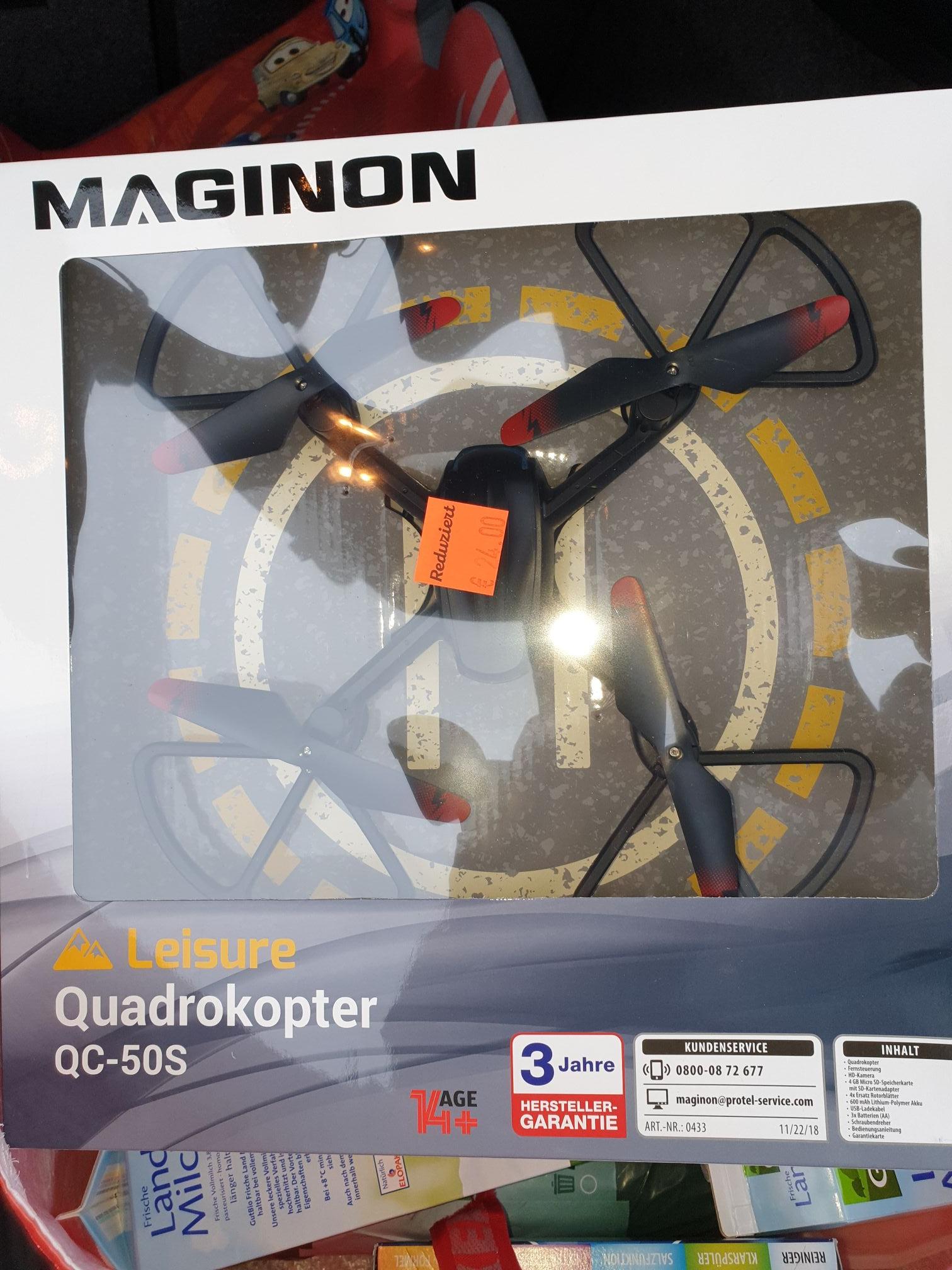 Quadrocopter leisure qs 50 s