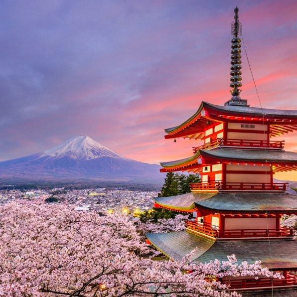Flüge: Japan [Januar - Juni / Oktober - Dezember*] -  Mit Japan Airlines von Luxemburg nach Tokio ab nur 443€ inkl. 2 x 23kg Gepäck