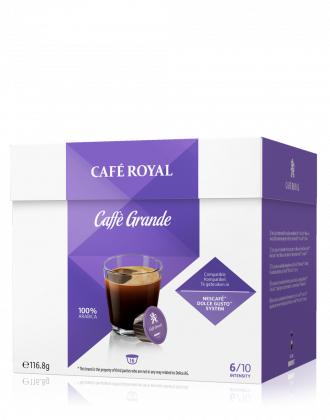 Kapseln (Cafe Royal) für Dolce Gusto für unter 11,1 ct. pro Stück (bei großer Bestellung)