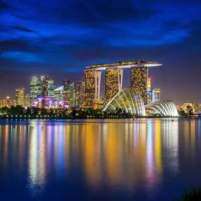 Flüge: Singapur [Januar] - Restplätze - Hin- und Rückflug von Berlin nach Singapur ab nur 307€ (Handgepäck)