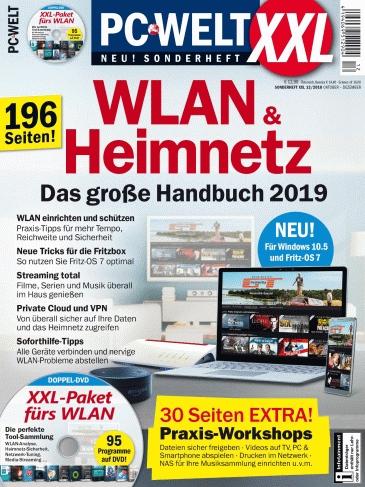 "PC WELT Sonderheft ""WLAN & Heimnetz"" gratis als PDF"