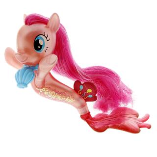My Little Pony Seepferdchen: Pinkie Pie oder Fluttershy @ Action
