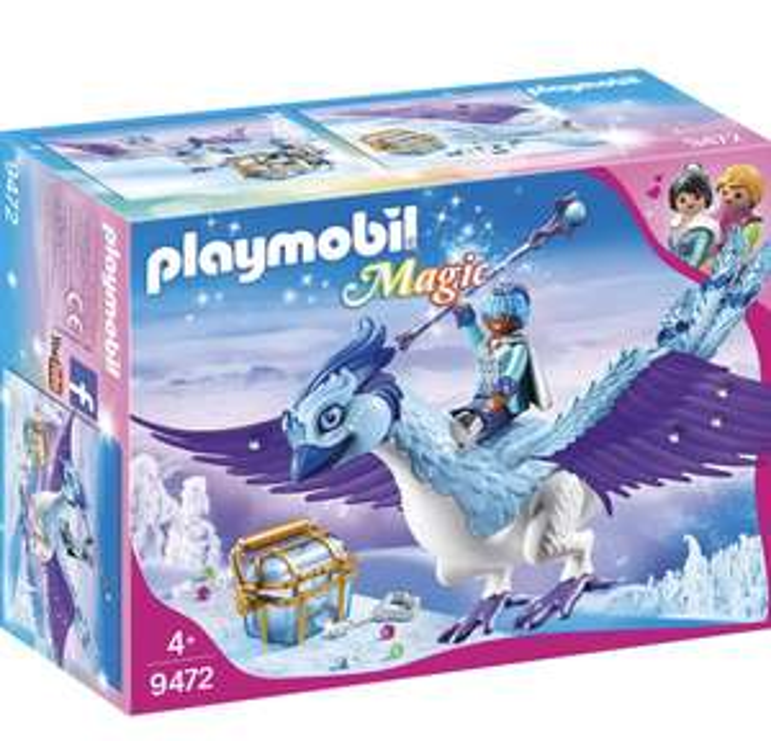 (Amazon Prime) PLAYMOBIL 9472 Spielzeug-Prachtvoller Phönix