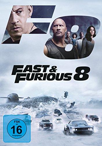 Fast & Furious 8 [DVD] 2,99 Euro für Prime Kunden