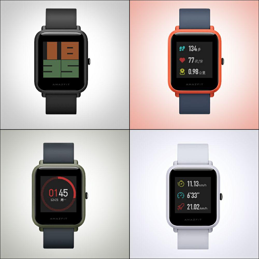 Amazfit Bip Smartwatch in allen Farben für 54,49€ inkl. Versandkosten! (aus Deutschland)