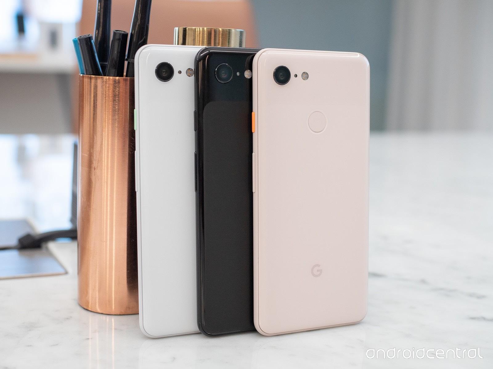 Google Pixel 3 (ab 583€) und 3 XL 64 (ab 680€) in allen Farben!