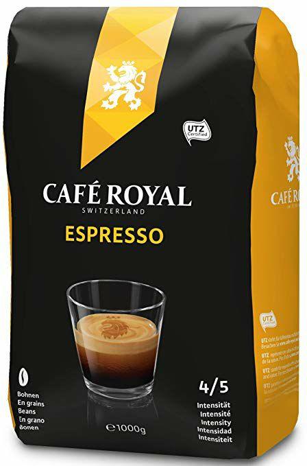 Café Royal Espresso Kaffee Bohnen 1kg @amazon