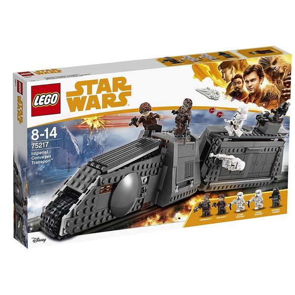 LEGO Star Wars  75217 - Imperial Conveyex bei bol.de mit Gutscheincode (20% auf Spielwaren)