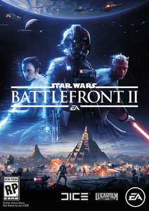 Star Wars Battlefront II (Origin Code) für 3,91€ (Amazon US)