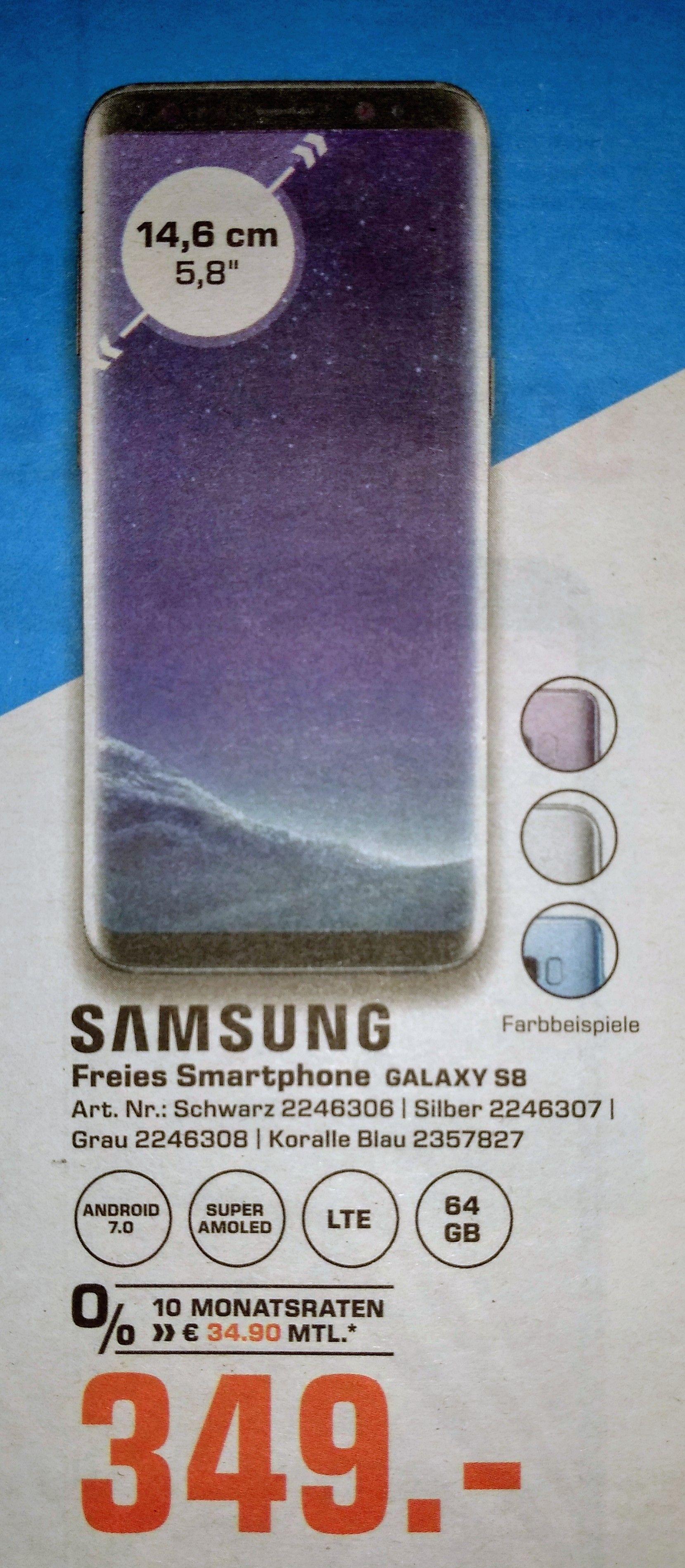 Samsung Galaxy S8 Günstig Kaufen Beste Angebote Preise Mydealzde