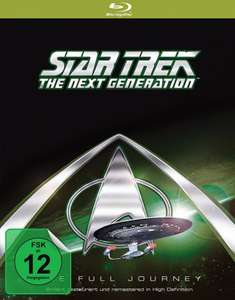 Star Trek - The Next Generation - Die komplette Serie (41x Blu-Ray Disc)