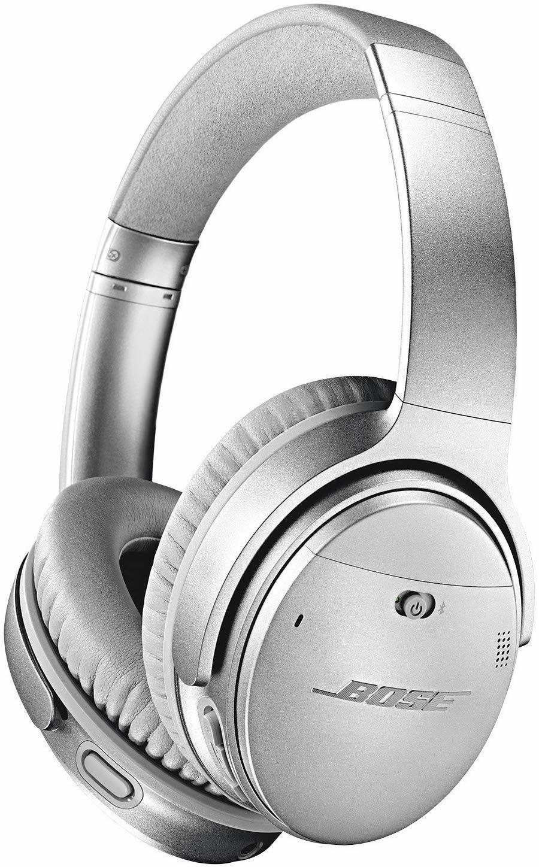 Bose QuietComfort 35 II Wireless Kopfhörer - Silber (Amazon.it)