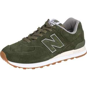 New Balance ML574 Grün