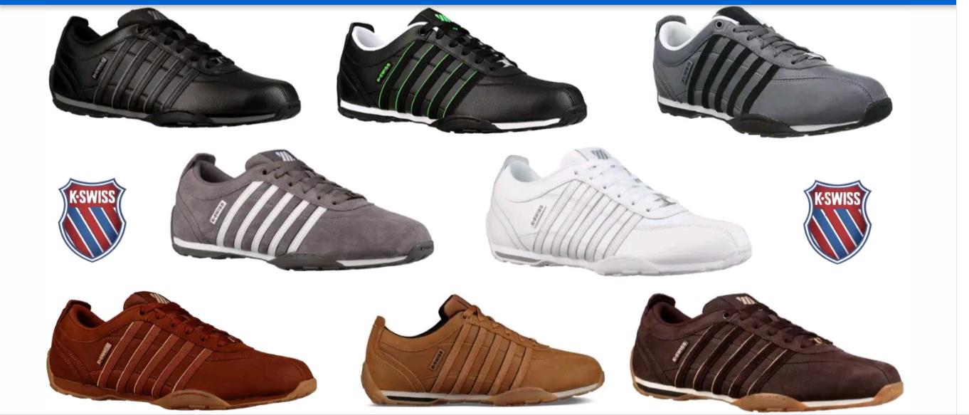 K-Swiss Arvee 1.5 Herren Schuhe Sneaker Turnschuhe verschiedene Größen und Modelle(02453)[EBAY]