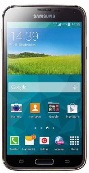 Samsung Galaxy S5 Plus (16GB, LTE, Gebraucht - Guter Zustand)