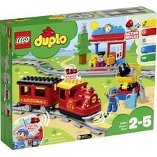 Voelkner Lego Duplo 10874 Dampfeisenbahn