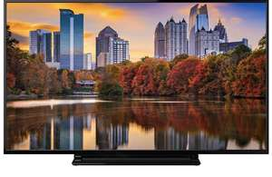 Toshiba 49 Zoll Smart TV mit Dolby Vision, HDR, HLG und Sound by Onkyo