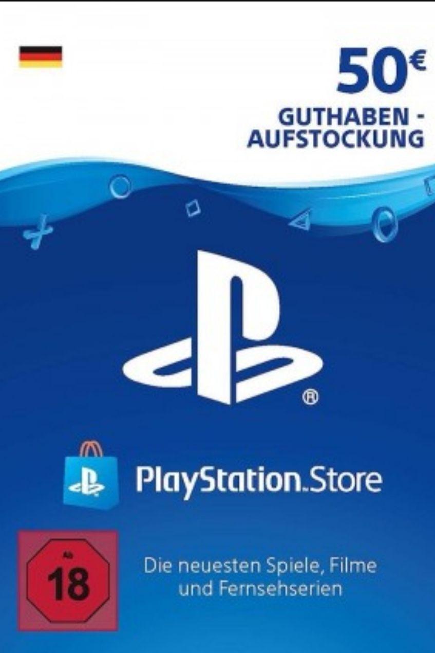 PSN Guthaben Aktuelle Übersicht 75€ für 60€, 50 für 40,30€, 40€ für 33€, 25€ für 20,70, 10€ für 8€, Playstation Karte