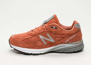 NEW BALANCE M990JP4 Sneaker *MADE IN USA* (ORANGE) bei Asphaltgold