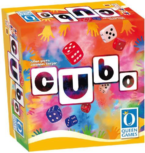 [Bol/Thalia.de] Queen Games 10120 - Cubo
