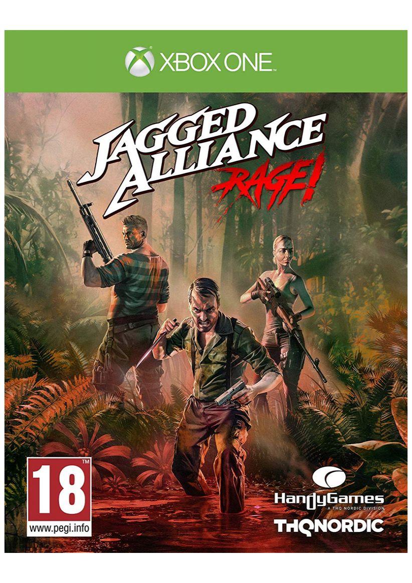 Jagged Alliance: Rage! (Xbox One) für 18,60€ (SimplyGames & Amazon IT)