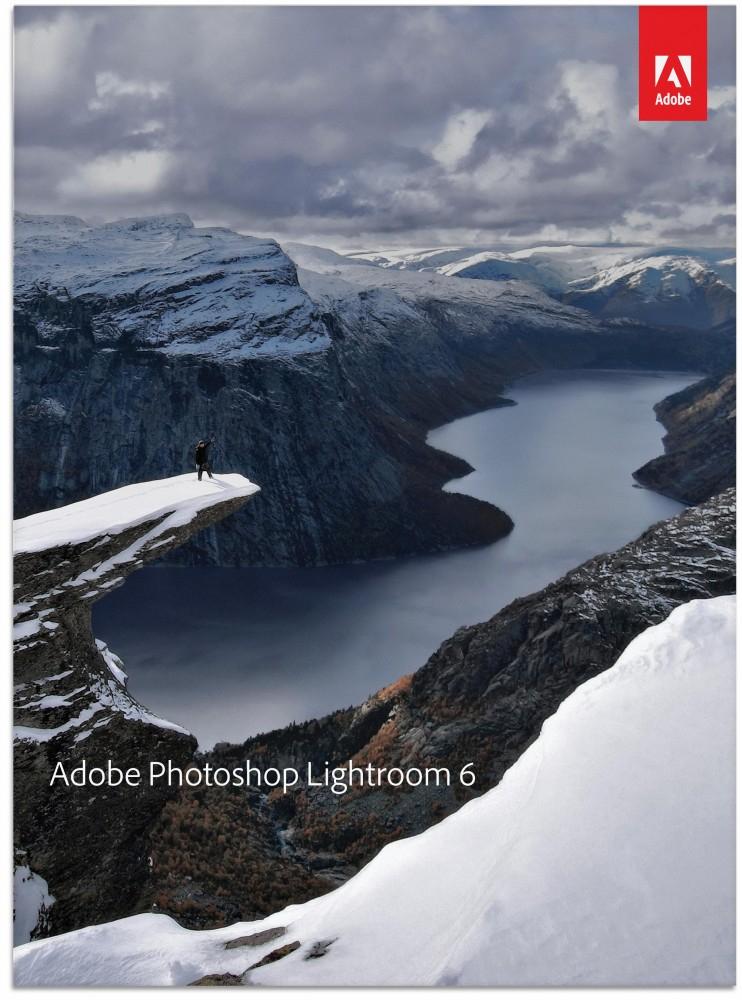 Adobe Photoshop Lightroom 6 - ohne Abo