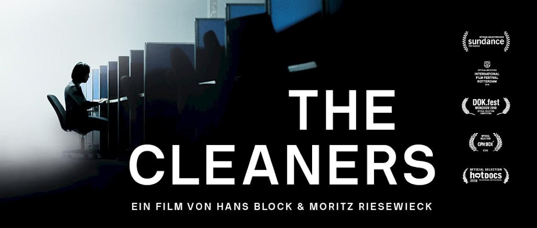 The Cleaners/Im Schatten der Netzwelt - kostenlos im Stream [bpb]