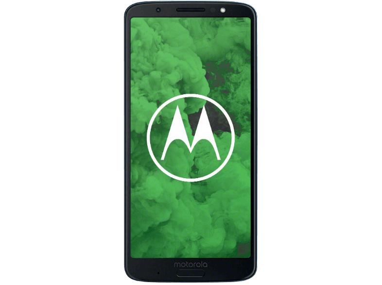 Motorola Moto G6 Plus, Smartphone, 64 GB, Deep Indigo, Dual SIM