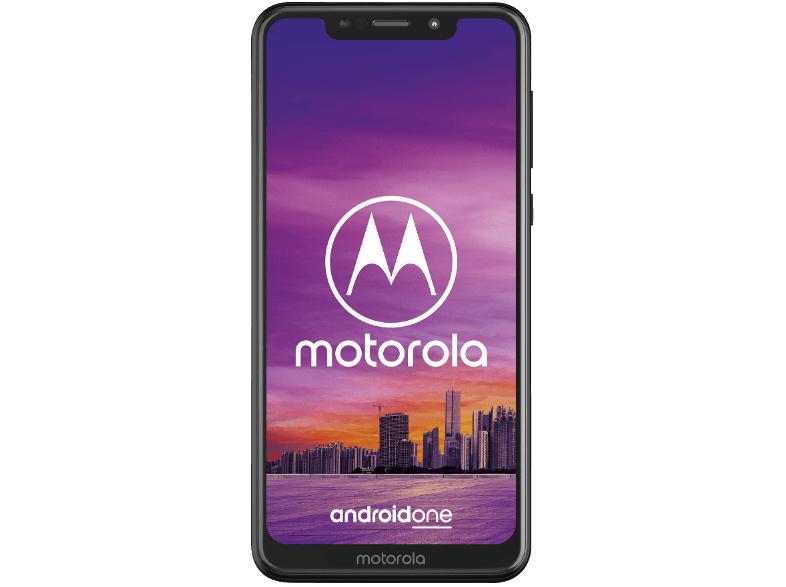 Motorola One, Smartphone, 64 GB, Black, Dual SIM