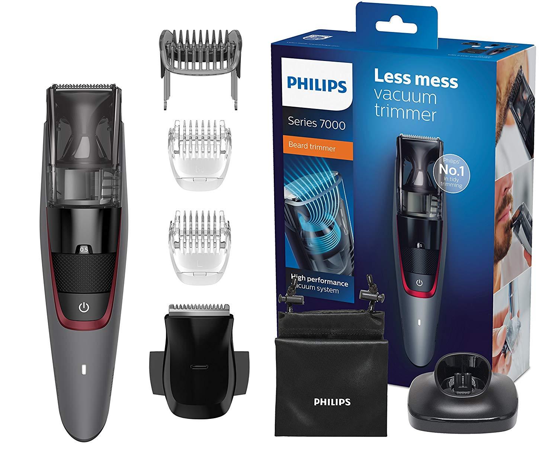 Philips BT7512/15 Series 7000 Vakkum-Bartschneider für 45,90€[iBood]