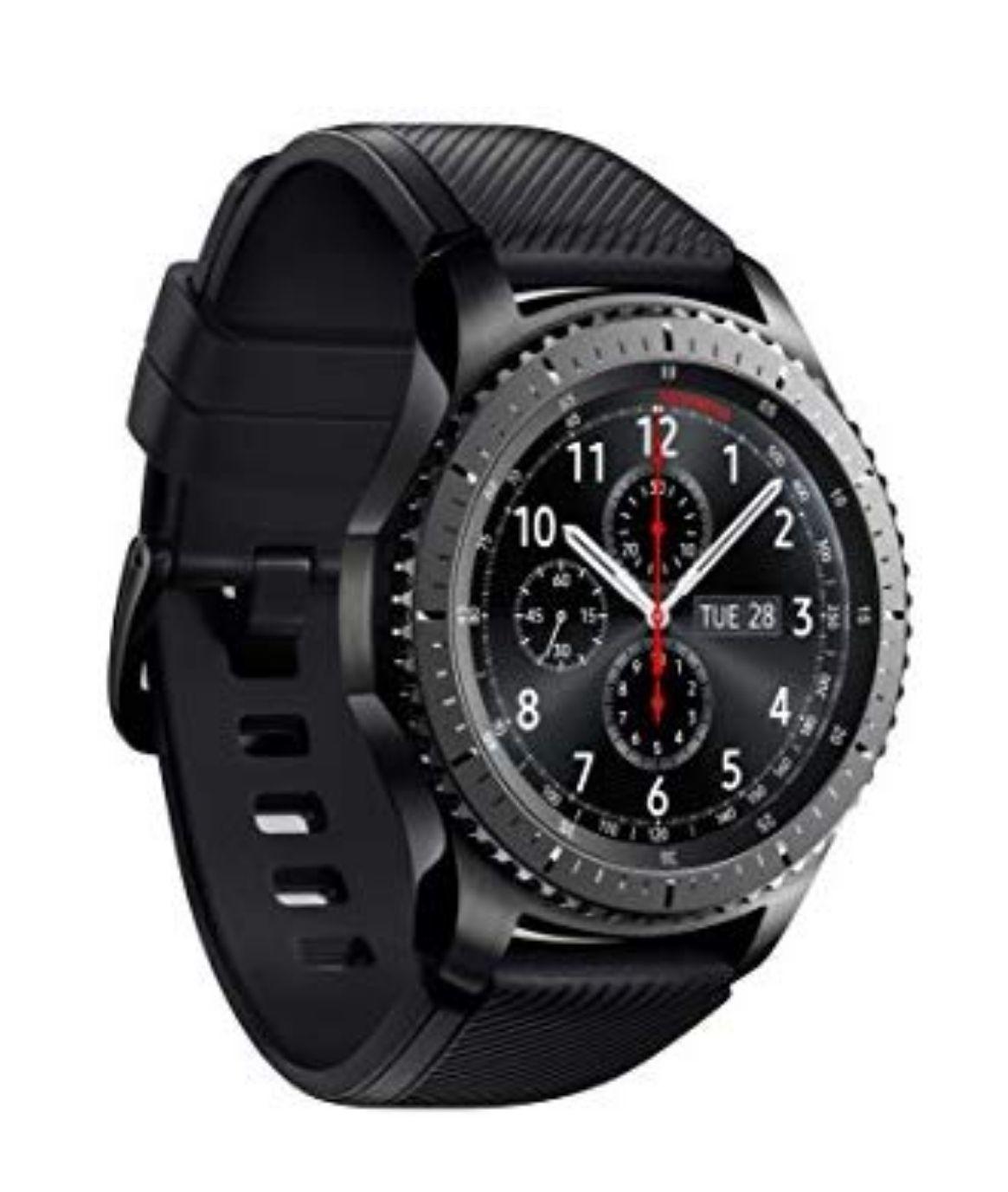[Amazon.de] Samsung Gear S3 Frontier Smartwatch