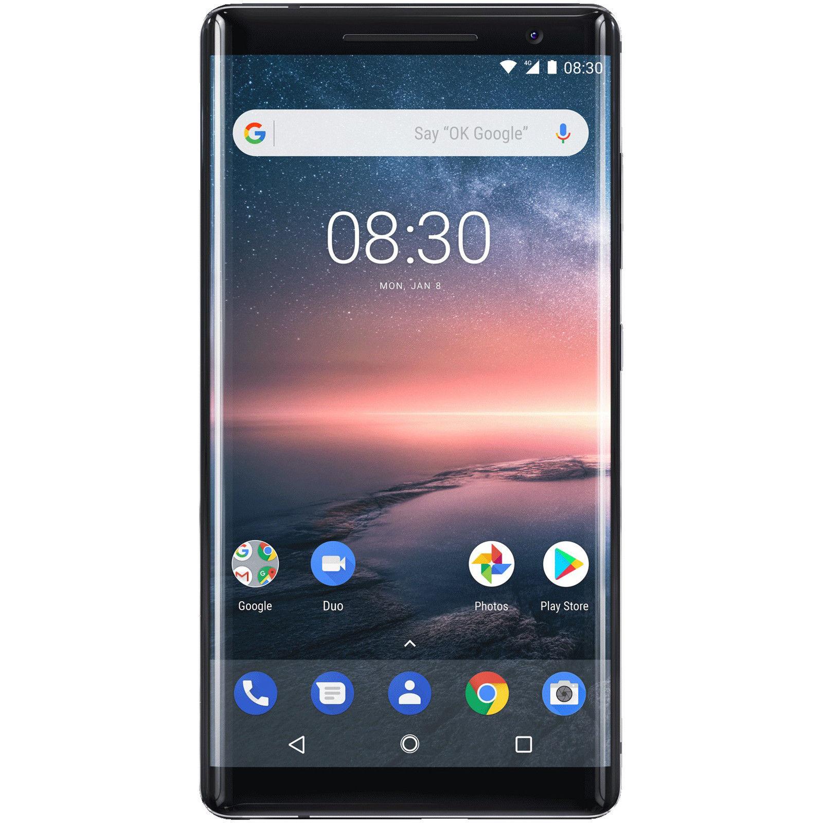 Nokia 8 Sirocco für 325,44 Euro (Saturn eBay)