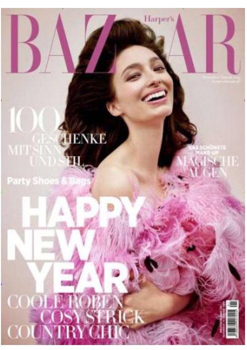 [Abo24] 1 Jahr Harper's Bazaar Printabo + optional FOCUS Digital Jahresabo + automatisch endend