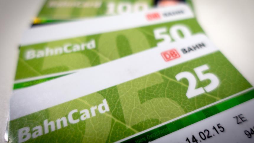 Bahncard-Rabatt in Verkehrsverbünden, die keine Bahncard akzeptieren