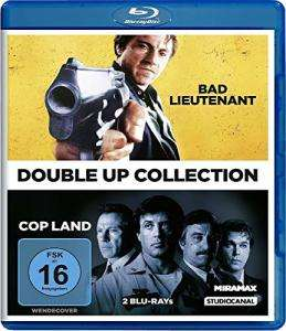 Bad Lieutenant + Cop Land Double-Up Collection (Blu-ray) für 7,88€ (Media-Dealer)
