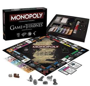 GAME OF THRONES MONOPOLY DELUXE EDITION