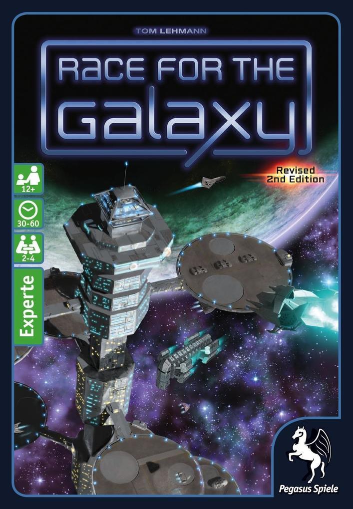 Race for the Galaxy Brettspiel