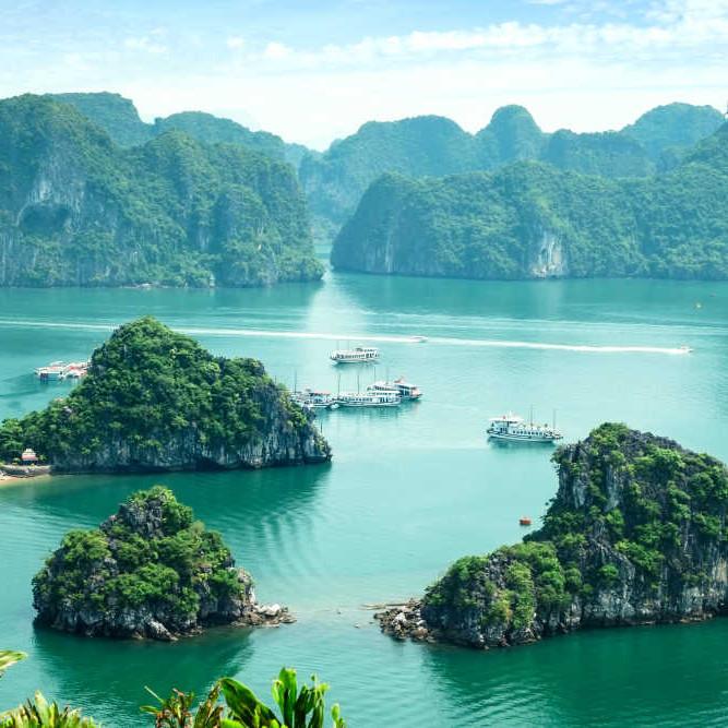 Flüge nach Vietnam (Hanoi) ab 287€ inkl. Gepäck Hin und Rückflug von Düsseldorf, Frankfurt und München (April - Juni)