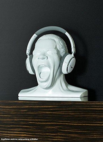 Oehlbach Scream - handgemachter Kopfhörerständer in weiß [Amazon]